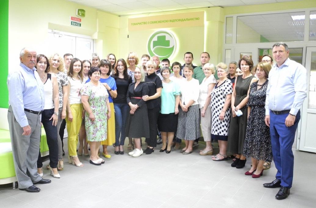 День фармацевтичного працівника відсвяткували на Чернігівщині