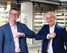 Скільки коштує година роботи швейцарської аптеки?