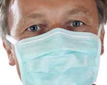Маски для обличчя знижують ризик зараження вірусом COVID на 65%