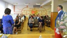 У ТОВ «Ліки України» привітали працівників підприємства з Днем фармацевтичного працівника
