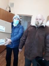Допомога постраждалим від аварії на Чорнобильській АЕС