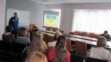 Чернігівські фармацевти навчалися цивільному захисту
