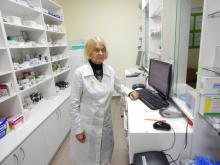 «Головне в житті — здоров'я, а головне в нашій професії — здоров'ю не зашкодити», — переконана провізор Тамара Голодок